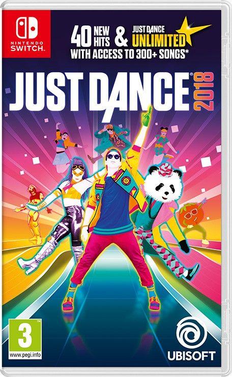 Just Dance 2018 El Filtro